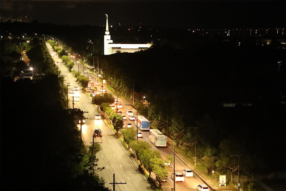 Protesto contra aumento da gasolina em Manaus