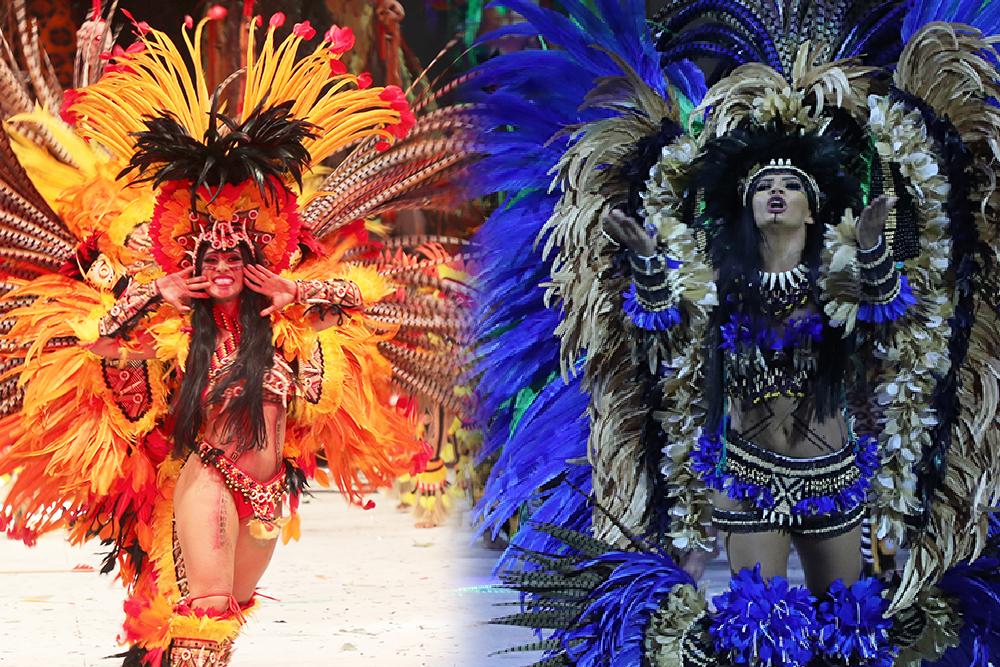 Festival de Parintins chega aos 53 anos ainda usando fraldas